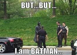 Funny Batman Memes - but but i am batman batman know your meme