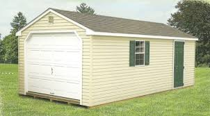 how to change large shed plans to include a shed garage door