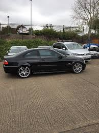 bmw e46 330ci mint condition manual full fsh and mot l in
