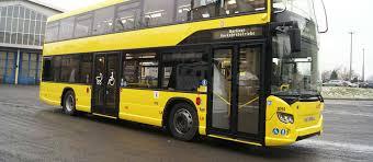 Double Decker Bus Floor Plan New Scania Double Decker In Berlin Operations Scania Group