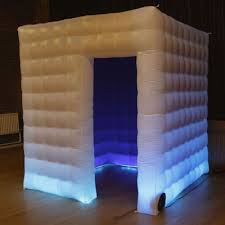 Inflatable Photo Booth Prom Photobooth Village Photography