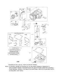 briggs u0026 stratton engine parts model 31a607 0741 b1 sears