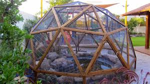 geodesic dome from wood construction stage 2 ripping rebates for