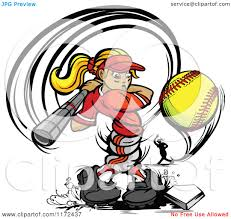 halloween softball background royalty free female illustrations by chromaco page 1
