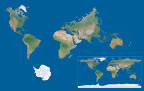 True Map Of The World by File World Map True Proportioned Continents Approximation With