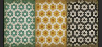 spicher and company vintage vinyl floorcloths