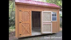 shed to studio youtube