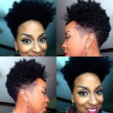 short natural edgy hairstyles grow lust worthy hair faster naturally