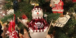 maroon themed gifts roanoke college