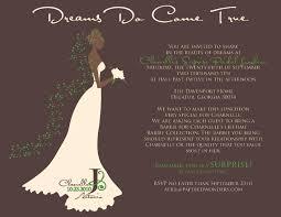 surprise bridal shower invitations plumegiant com
