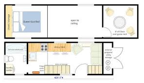 Our Layout Ideas Mitchcraft Tiny Homes Tiny House Plans For A Gooseneck Trailer