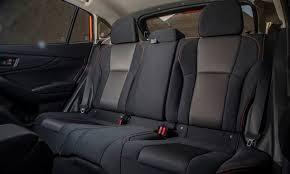 Subaru Xv Crosstrek Interior 2018 Subaru Crosstrek First Review Kelley Blue Book