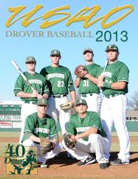 2013 usao baseball media guide by university of science and arts