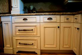Kitchen Cabinet Examples Kitchen Cabinet Pulls With Waterfall Countertop And Modern