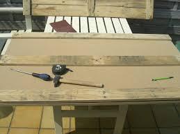 comment faire une table de cuisine chambre fabriquer sa table de cuisine tuto fabriquer une table