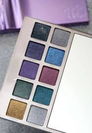 urban decay heavy metals metallic eyeshadow palette for holiday