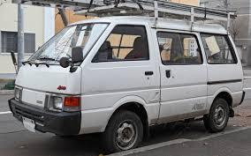 subaru libero camper nissan cherry vanette largo van c120 u00271982 u201386 автобуси