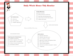 printable house cleaning schedule daily cleaning charts etame mibawa co