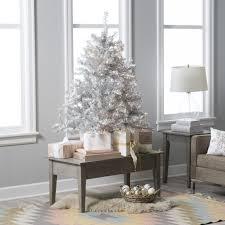 white pre lit christmas tree decoration ideas gorgeous slim white pre lit christmas tree