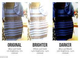 of the dress blue and black dress riddle finally solved daily mail online