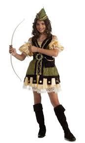Amazon Halloween Costumes Girls Amazon Deluxe Robin Hood Costume Small Toys U0026 Games