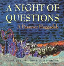 reform passover haggadah a of questions a passover haggadah 9780935457490