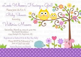 happi tree owl baby shower invitation baby shower invitations