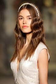headband waves mane addicts 26 gorgeous bridal hair ideas we found on