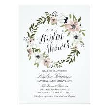 bridal shower invitation sea shell dress card zazzle