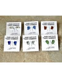 stainless steel earrings hypoallergenic big deal on stud earrings glass earrings finger lakes
