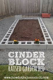 Build A Platform Bed With Cinder Blocks best 20 raised garden beds cinder blocks ideas on pinterest bed