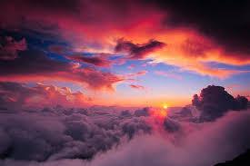 beautiful ceu clouds color image 570005 on favim com