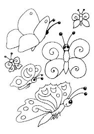 coloriage ã dessiner papillon ã imprimer