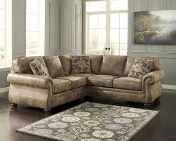 Ashley Furniture Microfiber Sectional Ashley Furniture Blue Leather Sofa Tehranmix Decoration