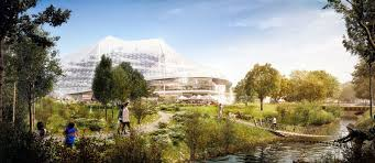 Parking Near Botanical Gardens Renderings Of S Proposed Mountain View Cus The Verge