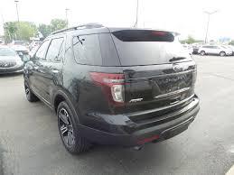 pre owned ford explorer sport pre owned 2014 ford explorer for sale in saginaw mi at garber