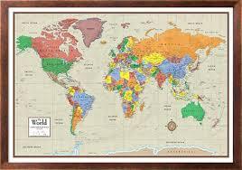 World Map Push Pin Board by Maps Update 37252478 Travel Wall Maps U2013 Travel Wall Map 75