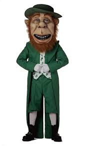 leprechaun costume buy leprechaun mascot costume 26258 st s day costume