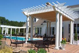 Motorized Pergola Cover by Austin Pergola Covers Shade Outdoor Living Solutions Austin Texas