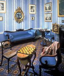 Notes For Students And Fans Of Regency - Regency style interior design