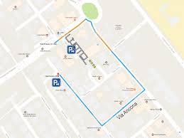 Rimini Italy Map by L U0027hotel Rimini Parking