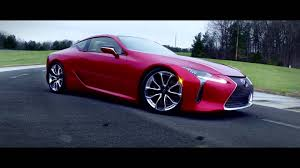 lexus lc 500 release date lexus lc 500 revealed at the naias 2016 youtube