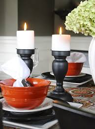 the yellow cape cod low cost thanksgiving table and source list