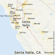 santa california map best places to live in santa nella california