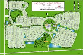 Florida Campgrounds Map by Tanglewood Outback Rv Resort 3 Photos Sebring Fl Roverpass