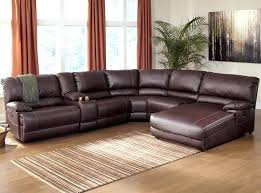 Leather Sectional Sofa With Chaise by Leather Sectional Sofa With Reclining Modern Sectional Recliner