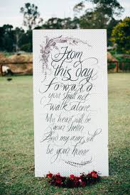 wedding backdrop quotes 230 best signage images on wedding signage marriage