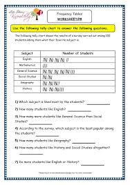 grade 3 maths worksheets pictorial representation of data 15 3
