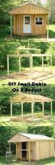 how to build a small house how to build a small 12 x 20 cabin on a budget via instructables