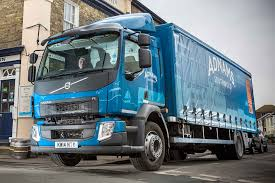volvo trucks europe aero shaped lorries approved by europe motoring research